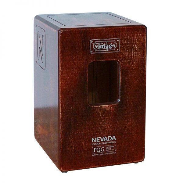 Nevada Vintage cajon drum- reddish