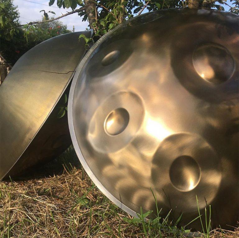 stainless steel handpan ARRAN2