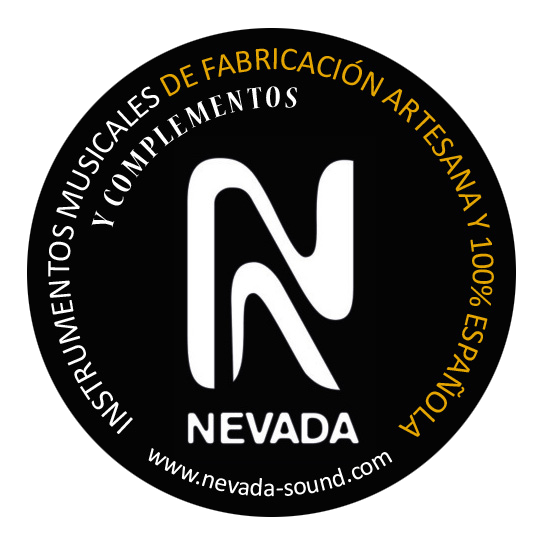Pin NEVADA- Musical instruments handmade 100% in Spain