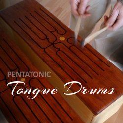 tongue drums