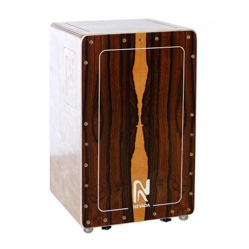 Nevada cajon drum model NATURALLY, natural ciricote wood