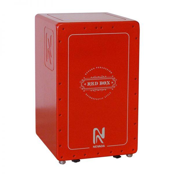 Cajón flamenco Nevada Red Box