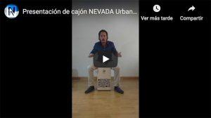 """Test cajón NEVADA Urban por Guillermo García """" El Guille"""""""