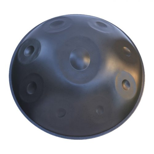 Handpan nitrurado ARRAN