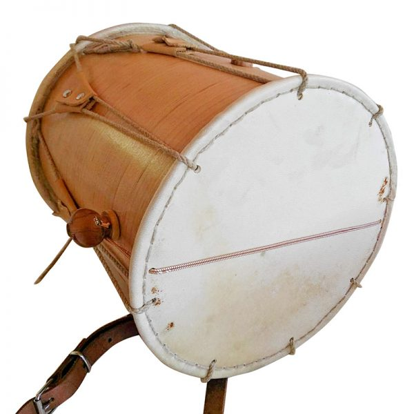 tambor tradicional doble capa