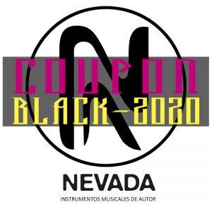 coupon de desouento BLACK-2020 nevada-sound