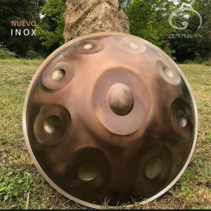 handpan arran acero inoxidable